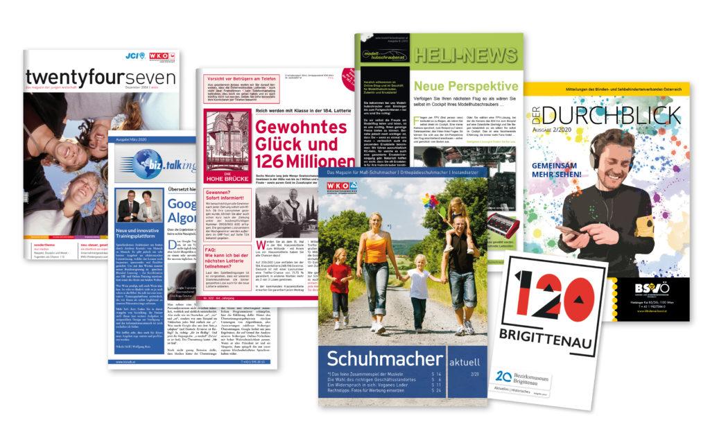 Erfolgreiche Kommunikation mit Kundenzeitungen